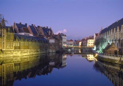 Voyage à Gand Belgique