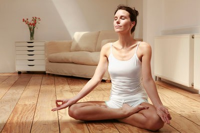 Relax in Madrid yoga