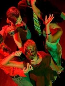 Nightclubs in Torrevieja dancing