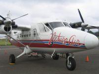 Costa Rica's cabotage plane
