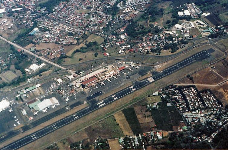 International Transportation Costa Rica