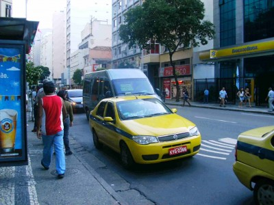 Taxis in Brazil