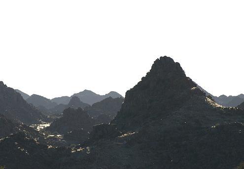 south africa desert border
