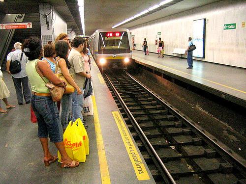 Metro in Rio de Janeiro