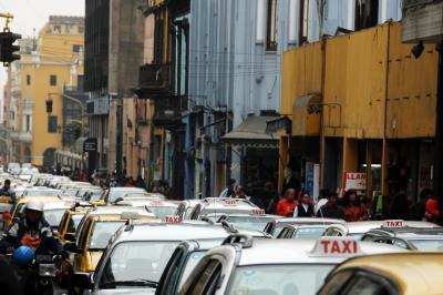 Lima taxi