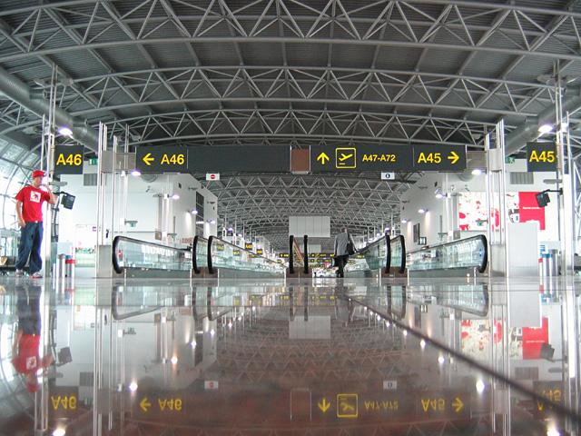 Airport - Belgium