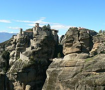 Images The Monasteries of Meteora