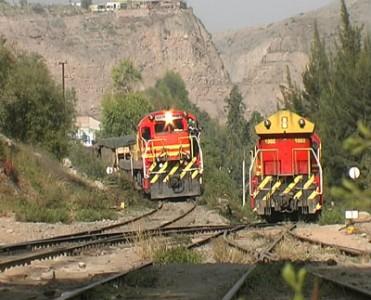 Huancayo train