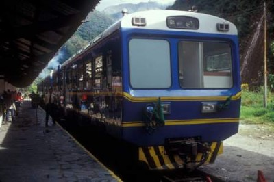 Cusco train