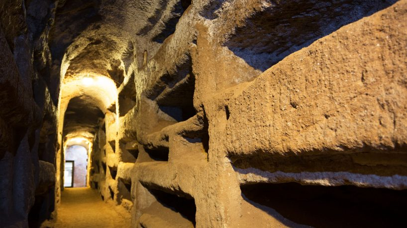 The Catacombs of Rome