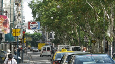 Streets of Rosario