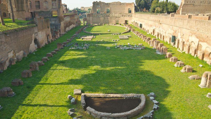 The Palatine Rome