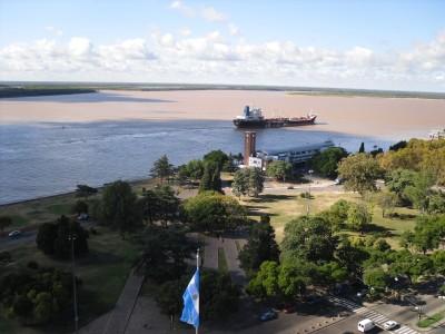 Paraná River - Rosario
