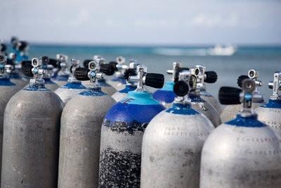 Online oxygen dive shops