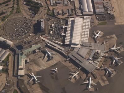 Ezeiza Airport - Argentina