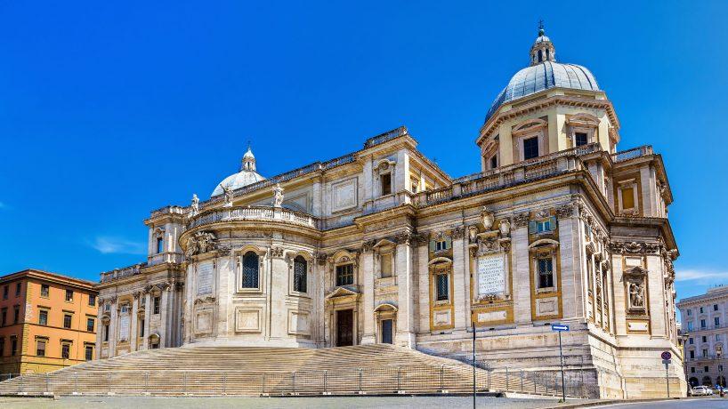 Basilica Santa Maria Mayor Rome