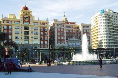 Malaga Plaza