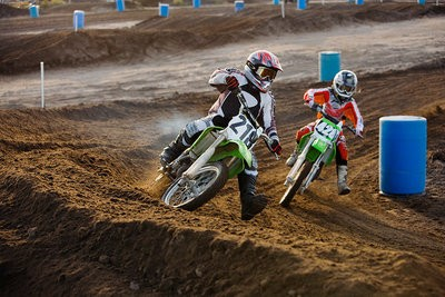 Bellpuig motocross competition