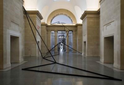 Eva Rothschild dans la Tate Britain
