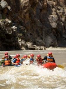 Rafting Group adventure