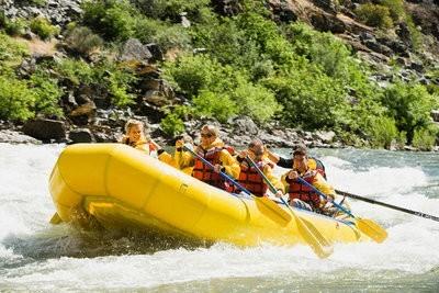 Rafting Adventure raft