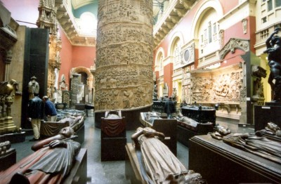 The Hall of the Molds