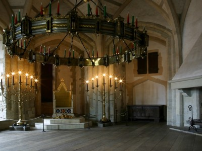 Throne Room in the White Tower