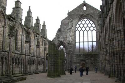 Ruines de l'abbaye de Westminster