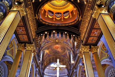Interior of St. Paul's Cathedral