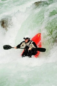 rafting in Galicia descent