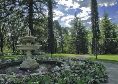Historic House and Garden Garden