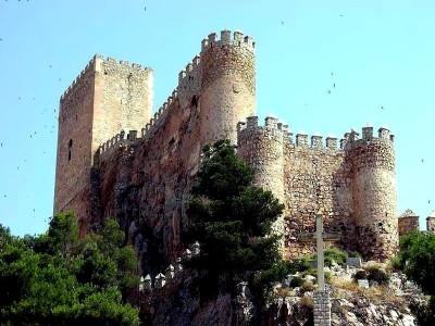 Almansa Castle, Albacete
