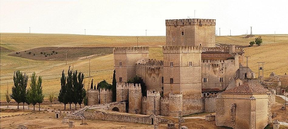 Photos of castles in Spain