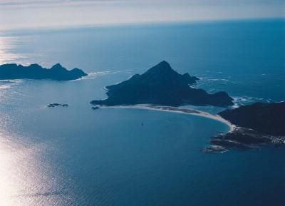 Cíes Islands, Vigo