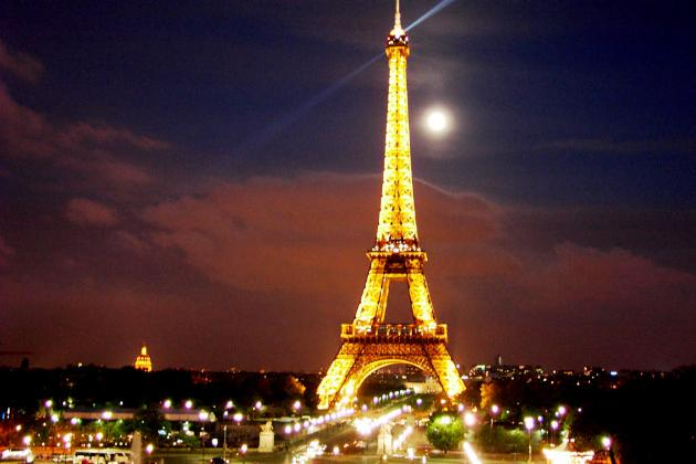 What to see France