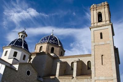 Altea La Vella Church