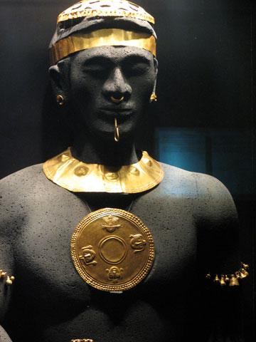 Pre-Columbian ornaments