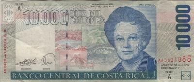 Legal course ticket in Costa Rica