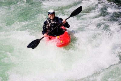 Kayak Galicia Competition