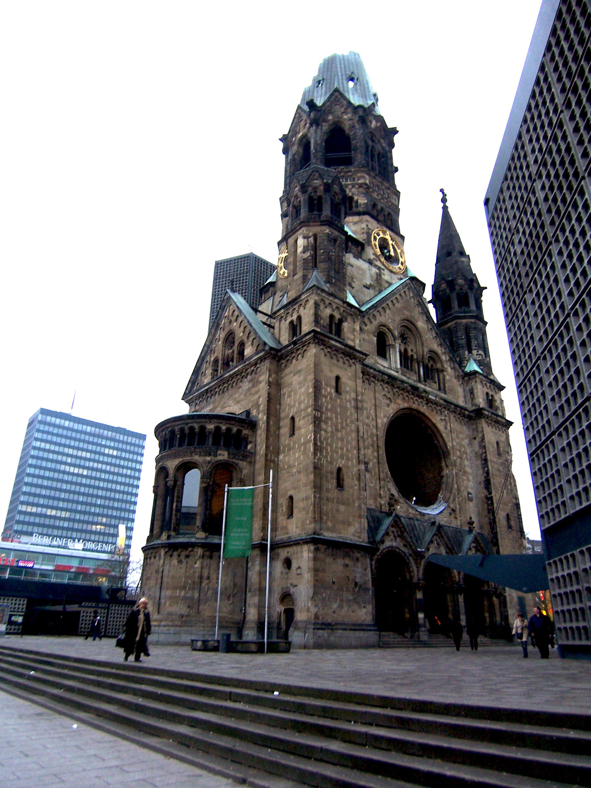 Kaiser Guillermo Church- Berlin