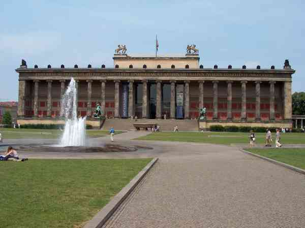 Altes Museum- Berlin