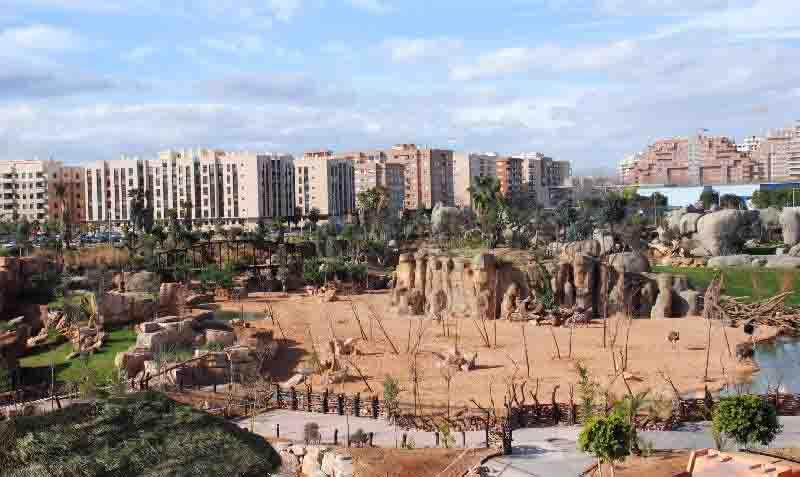 Valencia Zoo