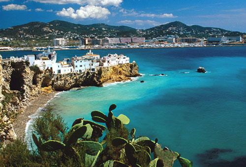 Ibiza tour