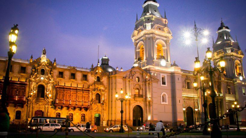 Disco in Peru