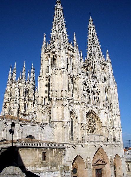 Burgos Cathedral Spain