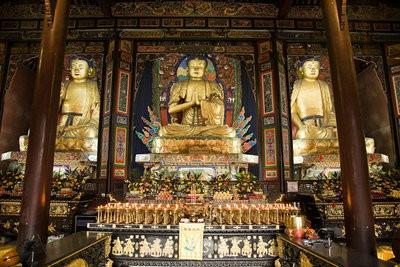 China buddha traditions