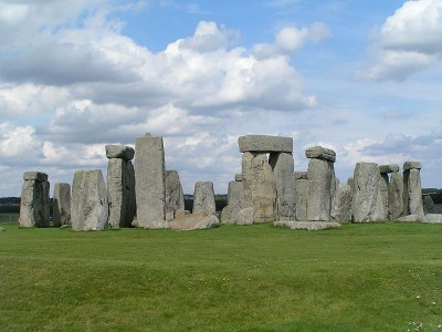 Uk monuments total view of the Main Complex Called Stonehenge