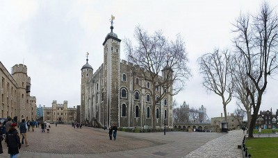 monuments in the UK White Tower of London