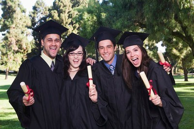 UNESCO scholarships graduating