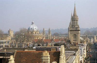 Cities of England Oxford
